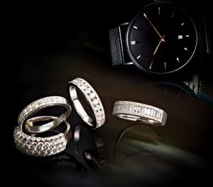 Jewelry & Watches retouching